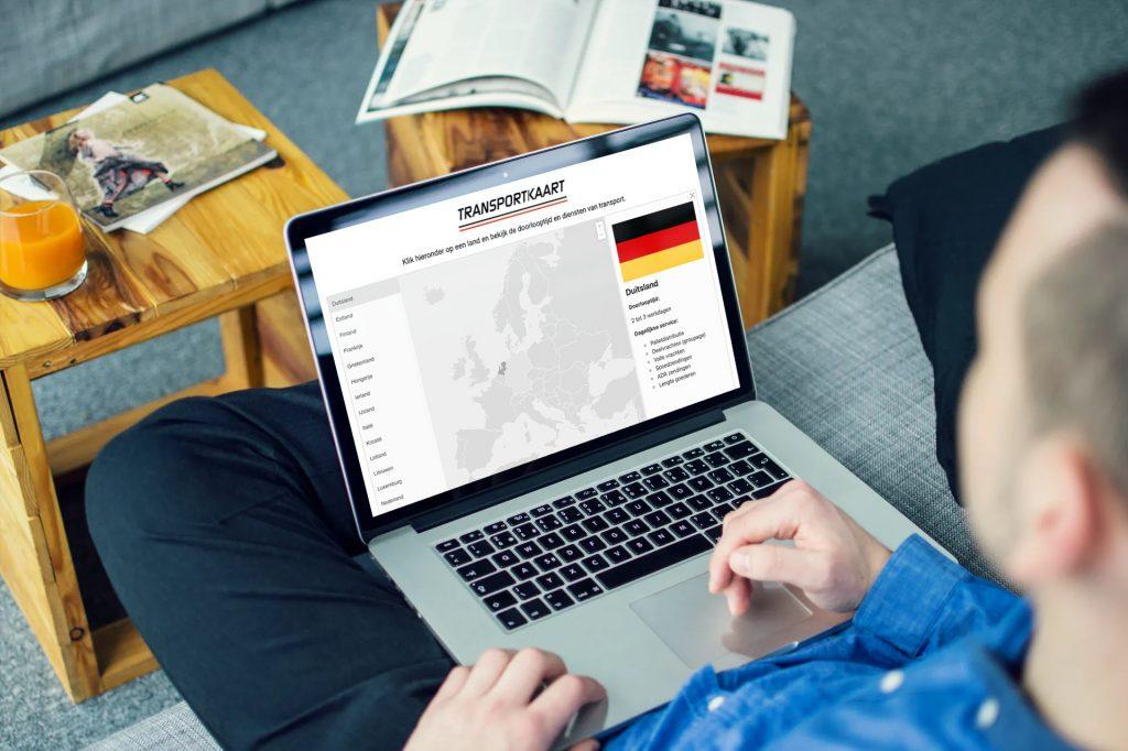 hpl logistics website
